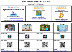 Hour of Code Guide