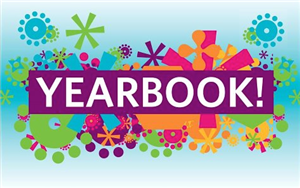yearbook sign