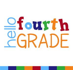 Demetris, Oriana / Welcome to 4th Grade!