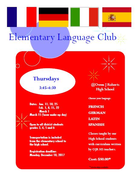 Elementary Language Club / Elementary Language Club