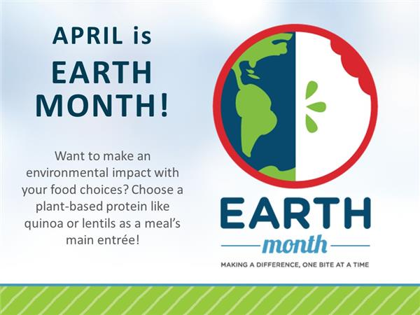 April is Earth Month