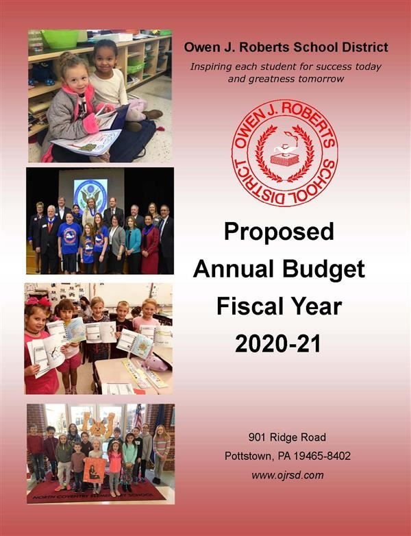 Proposed Annual Budget Fiscal Year 2020-21