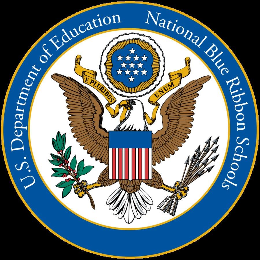 West Vincent Named National Blue Ribbon School