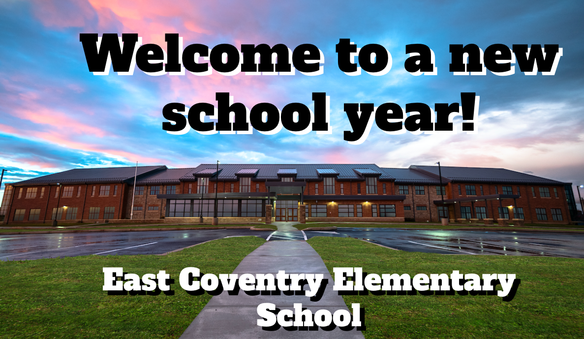 East Coventry Elementary / Homepage