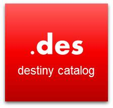 Destiny Catalog